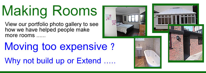 Making Rooms Loftmasters Essex